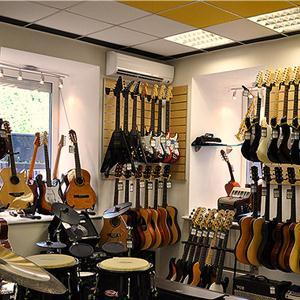 Музыкальные магазины Рузы