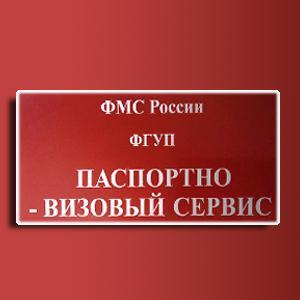 Паспортно-визовые службы Рузы
