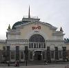 Железнодорожные вокзалы в Рузе