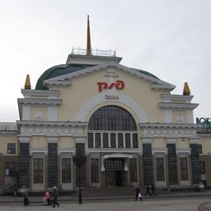 Железнодорожные вокзалы Рузы