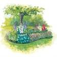 Загородный клуб Юна-Лайф - иконка «сад» в Рузе